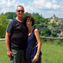 May 2018 Nick and Sue's visit to Maradène.